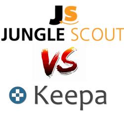Jungle Scout vs Keepa